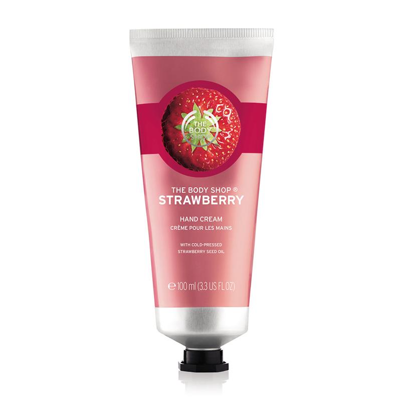 Strawberry hand cream 100ml 01