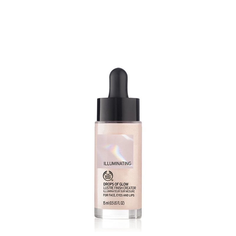 drops of glow highlighter lustre 015ml 2