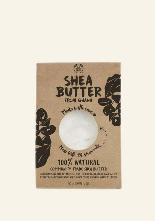 100 natural shea butter