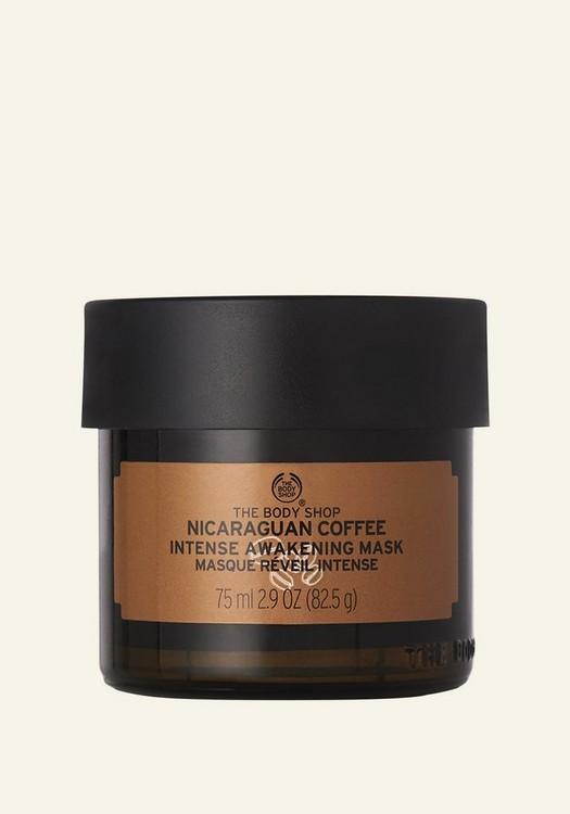 nicaraguan coffee intense awakening mask 75ml