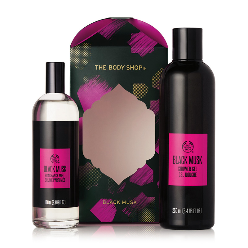 black musk mist essentials selection
