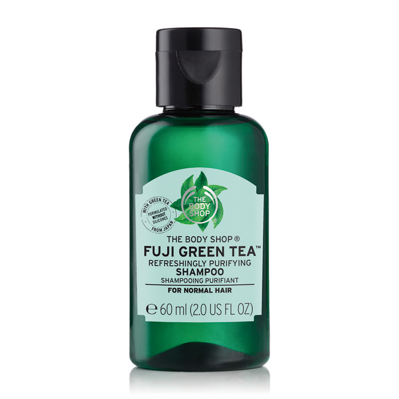 shampoo fuji green tea 250ml 01