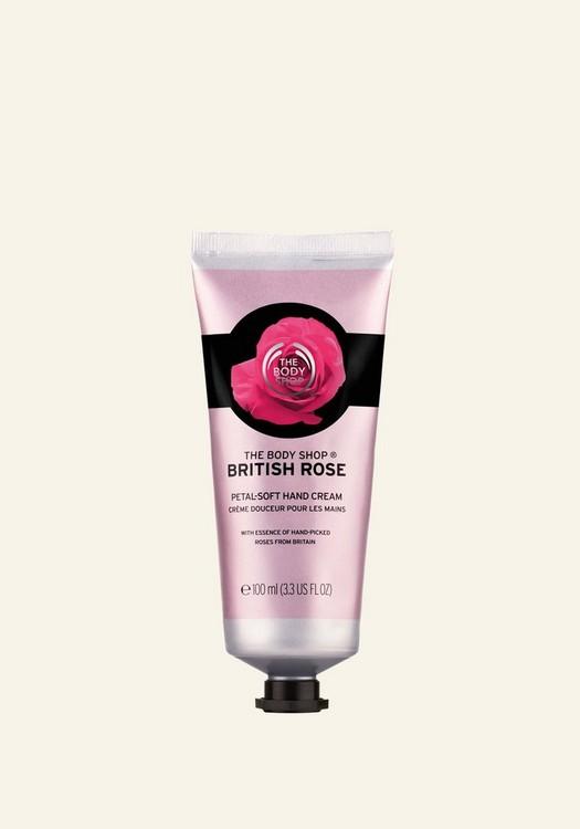 hand cream british rose 100ml 01