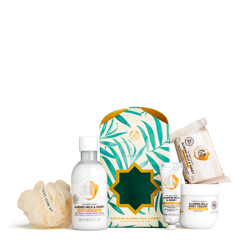 Soothing Almond Milk & Honey Essential Collection 1 piece