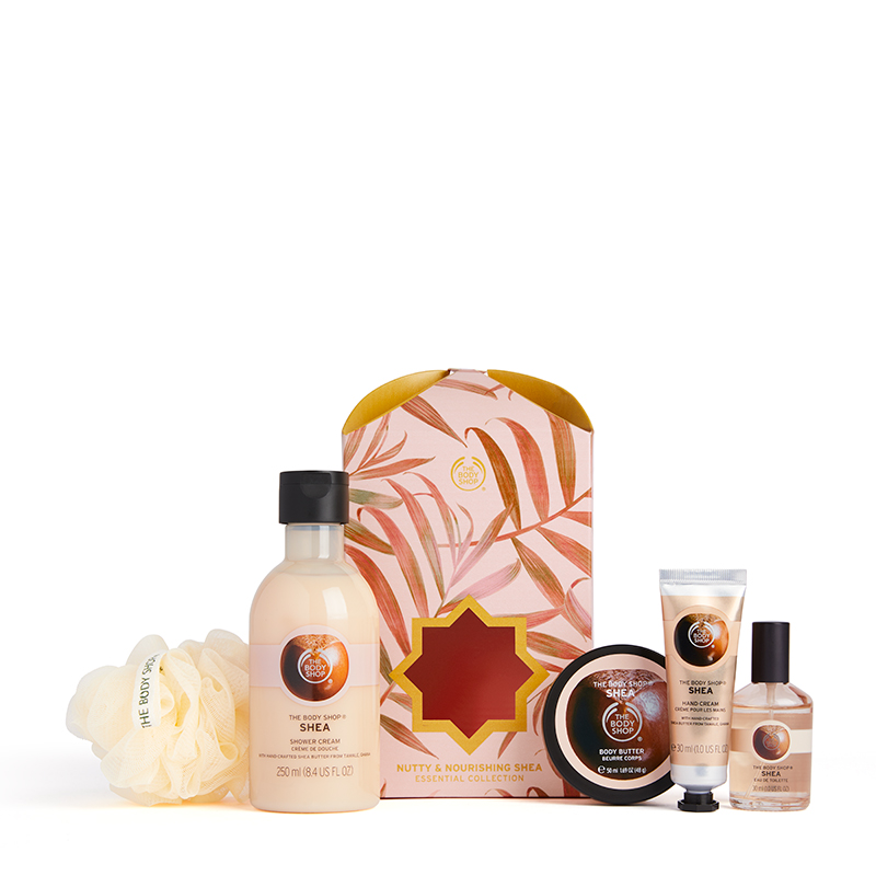Nutty & Nourishing Shea Essential Collection 1 piece