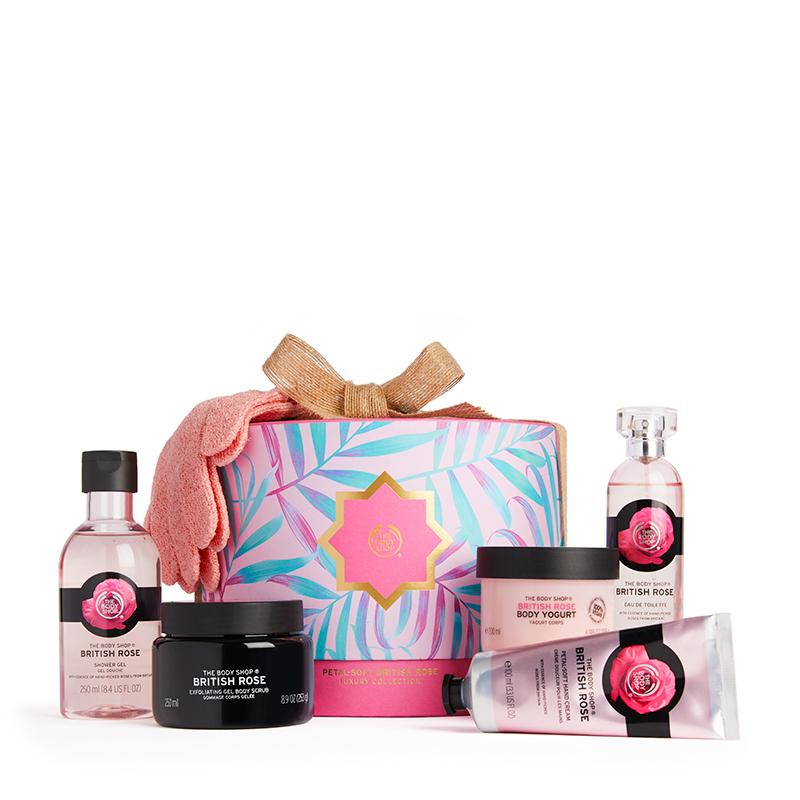 Petal-Soft British Rose Luxury Collection 1 piece