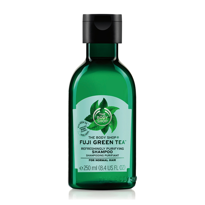 shampoo fuji green tea 250ml 01