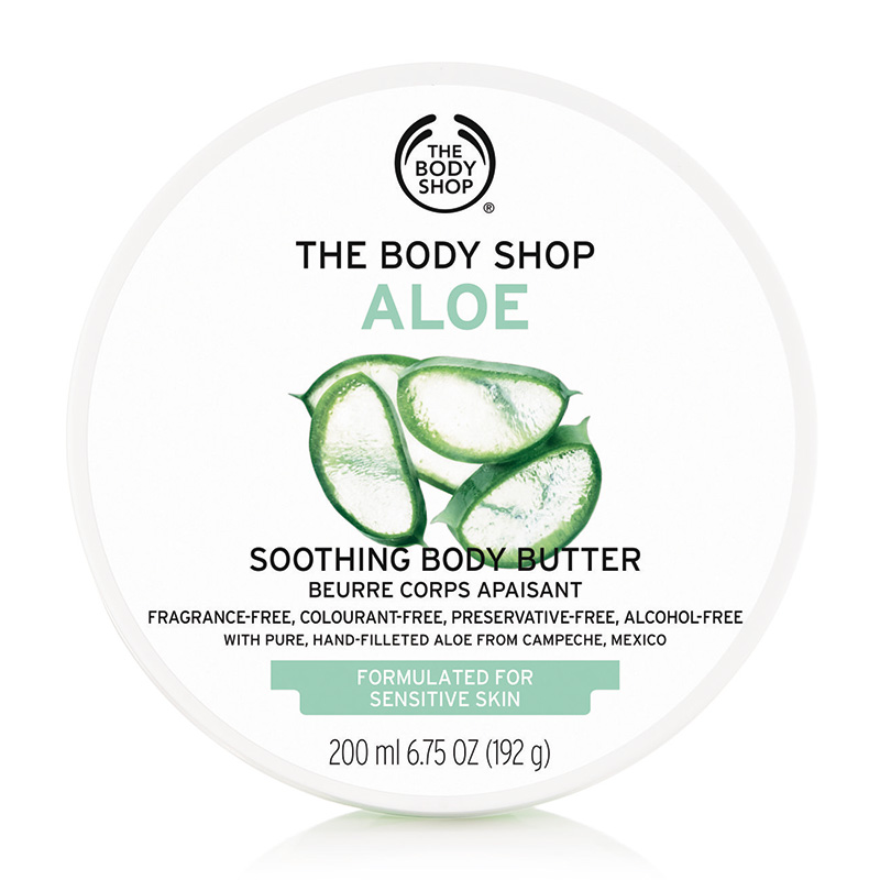 aloe soothing body butter 01