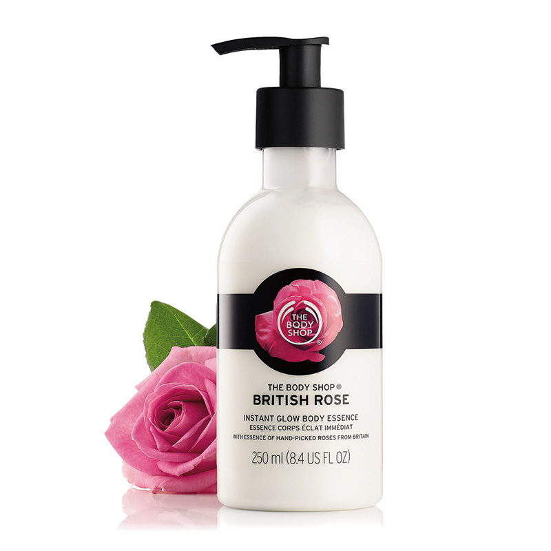 body lotion british rose 250ml 01