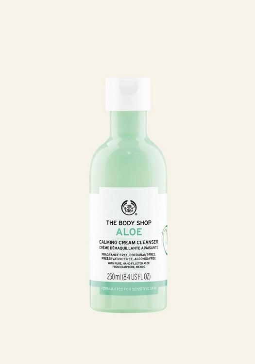 cleanser cream aloe 250ml 01
